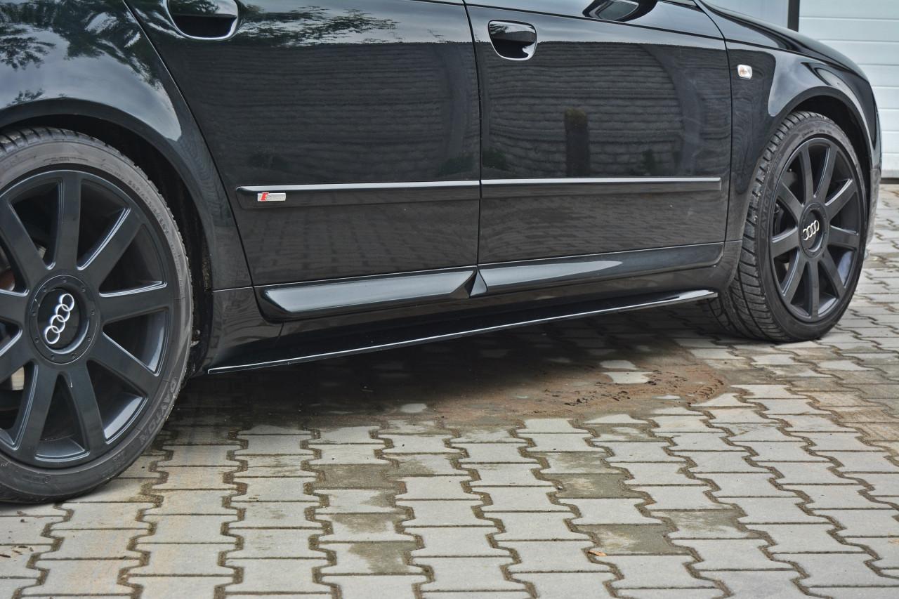 Kuszob Diffuzor S Audi A4 B7