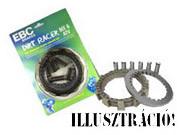 EBC DRC024 Dirt Racer Clutch komplett kuplung készlet (parafás + acél lamellák + rugók)  - egyéb