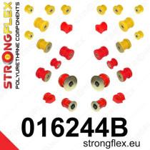 Strongflex Teljes felfüggesztés szilent készlet Alfa Romeo GTV & Spider 95-05