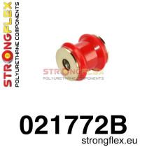 Első stabilizátor összekötő szilent SPORT piros