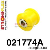 Első alsó lengőkar külső szilent SPORT sárga
