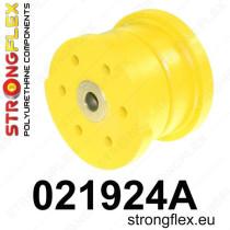 Strongflex Hátsó differenciálmű felfüggesztő - első szilent SPORT Audi A6 C5 97-05 Quattro & Allroad Volkswagen Passat B5 96-05 4motion