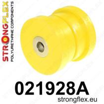 Strongflex Hátsó alsó összekötő - hátsó szilent SPORT Audi 80 B4 92-96 Quattro Audi A4 B5 95-01 Quattro