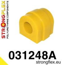 Első stabilizátor szilent 21-30 mm SPORT sárga