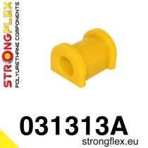 Strongflex Hátsó stabilizátor felfüggesztő szilent 12-19mm SPORT sárga BMW