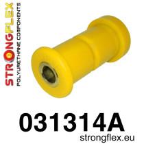 Strongflex Hátsó lengőkar szilent SPORT sárga