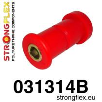 Strongflex Hátsó lengőkar szilent SPORT piros