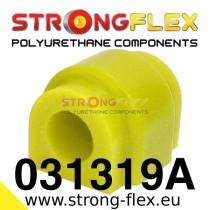 Strongflex Első stabilizátor felfüggesztő szilent 18-23mm SPORT sárga BMW E21 sárga