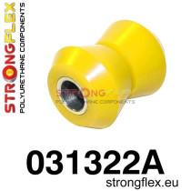 Strongflex Első alsó külső szilent 39 mm SPORT sárga BMW E21 sárga