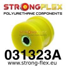 Strongflex Hátsó differenciálmű felfüggesztő szilent SPORT sárga BMW E21