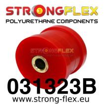 Strongflex Hátsó differenciálmű felfüggesztő szilent SPORT piros BMW E21