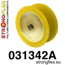 Strongflex Hátsó differenciálmű felfüggesztő szilent SPORT sárga BMW E30