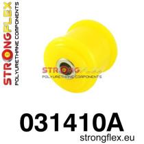 Strongflex Első alsó lengőkar első szilent  SPORT sárga BMW E28, E34, E32, E38