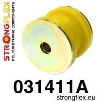 Strongflex Első alsó lengőkar hátsó szilent  SPORT sárga BMW E28, E34, E32, E38