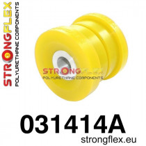 Strongflex Hátsó bölcső hátsó  szilent SPORT Sárga BMW E46