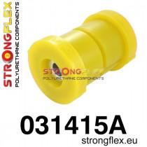 Strongflex Hátsó híd felfüggesztő szilent SPORT sárga BMW E36 Compact, Z3