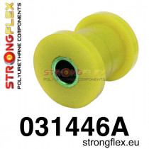 Strongflex Első alsó külső szilent 42 mm SPORT sárga BMW E21 piros