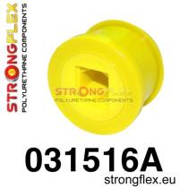 Strongflex Első lengőkar hátsó szilent 60mm Sport sárga BMW E46