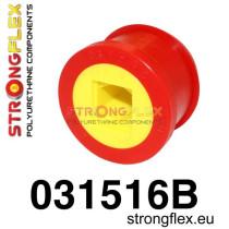 Strongflex Első lengőkar hátsó szilent 60mm Sport piros BMW E46