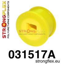 Strongflex Első lengőkar hátsó szilent 66mm Sport sárga BMW E46
