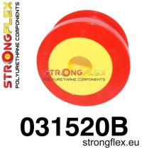 Strongflex Első lengőkar hátsó szilent Sport piros BMW E46 XI XD