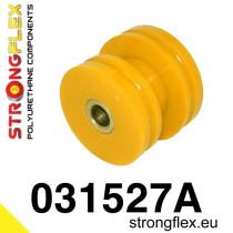 Hátsó lengéscsillapító felső felfüggesztő szilent SPORT sárga