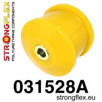 Strongflex Első lengőkar szilent Sport sárga BMW E90/E91/E92/E93 4x4