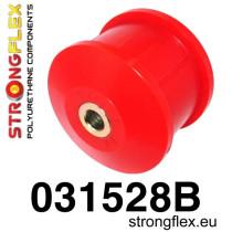 Strongflex Első lengőkar szilent Sport piros BMW E90/E91/E92/E93 4x4