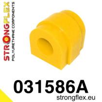 Hátsó stabilizátor szilent SPORT sárga