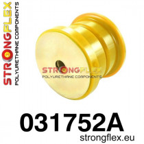 Strongflex Hátsó differenciálmű felfüggesztő hátsó szilent SPORT Sárga BMW E46