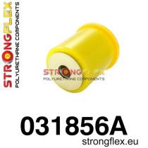 Strongflex Hátsó differenciálmű hátsó felfüggesztő szilent SPORT sárga