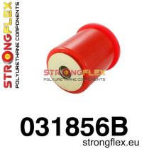 Strongflex Hátsó differenciálmű hátsó felfüggesztő szilent SPORT piros