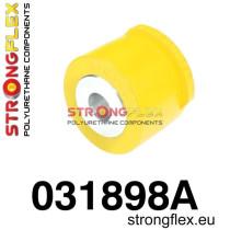 Strongflex Hátsó differenciálmű felfüggesztő első szilent SPORT sárga BMW E46 M3