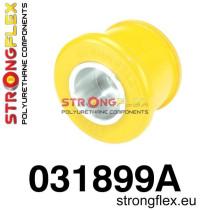Strongflex Hátsó differenciálmű felfüggesztő hátsó szilent SPORT sárga BMW E46 M3