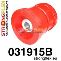 Hátsó bölcső szilent SPORT Strongflex BMW 7 E38 Z8 E52