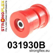 Strongflex Hátsó kereszttartó szilent  BMW 5 Series E28 81-88 BMW 6 Series E24 76-90