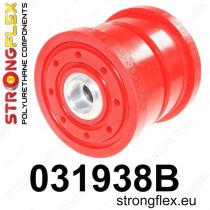 Strongflex  Hátsó bölcső szilent BMW X5 E53 99-06