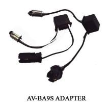 Átalakító kábel  BA9S->T10      AV-BA9S