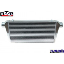 Intercooler TurboWorks 01 600x300x100 BAR AND PLATE