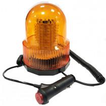 Tetővillogó 12V 100 LED-es sárga FL-WS1060Y