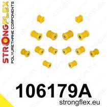 Strongflex Hátsó felfüggesztés szilent készlet SPORT MX-5 NC 05-14