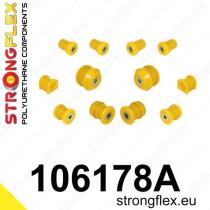 Strongflex Első felfüggesztés szilent készlet SPORT Mazda MX-5 NC 05-16