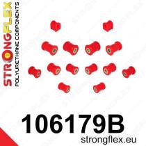 Strongflex Hátsó felfüggesztés szilent készlet Mazda MX-5 NC 05-14