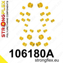 Strongflex Teljes felfüggesztés szilent készlet Mazda RX-8 Mazda MX-5 NC 05-14