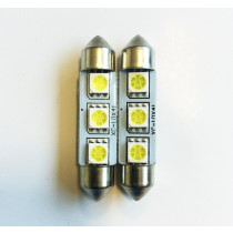3SMD LED 39mm-es Szofita SMD-10*39-3SMD