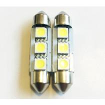 3SMD LED 41mm-es Szofita SMD-10*41-3SMD