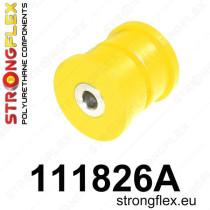 Strongflex Hátsó nyomtávkar - Belső szilent 51mm SPORT Mercedes  C - W203 CLK - W209