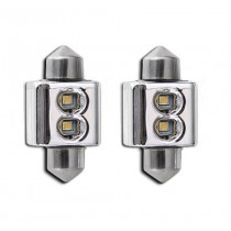 II CANBUS HIGH POWER 2SMD LED 36mm-es Szofita Nagy Fényerejű SMD-PL-2W*36MM