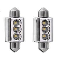 II CANBUS HIGH POWER 3SMD LED 39mm-es Szofita Nagy Fényerejű SMD-PL-3W*39MM