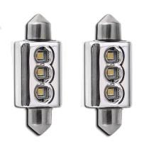 II CANBUS HIGH POWER 3SMD LED 42mm-es Szofita Nagy Fényerejű SMD-PL-3W*42MM